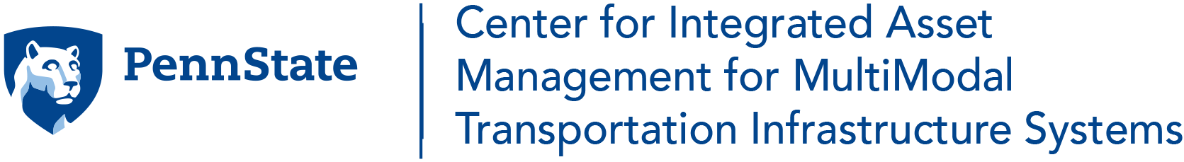 Center for Integrated Asset Management for Multimodal Transportation Infrastructure Systems